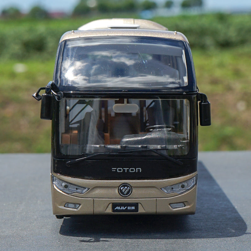 1:36 Forton AUV 6122 BJ6122U8BKB TRAVELLING BUS MODEL with small gift