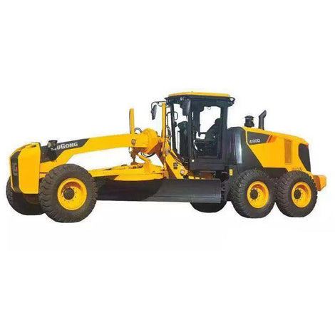 Classic 1:50 Liugong 4180D Grader Model with Small gift
