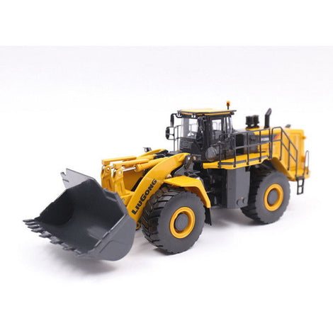 1 :50 Scale Liugong 8128H Wheel Loader Machinery DieCast Toy Model for sale