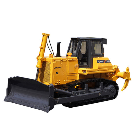 Original factory 1:35 Liugong GLGB230 Limited edition diecast Bulldozer model Alloy loading construction vehicle models for collection