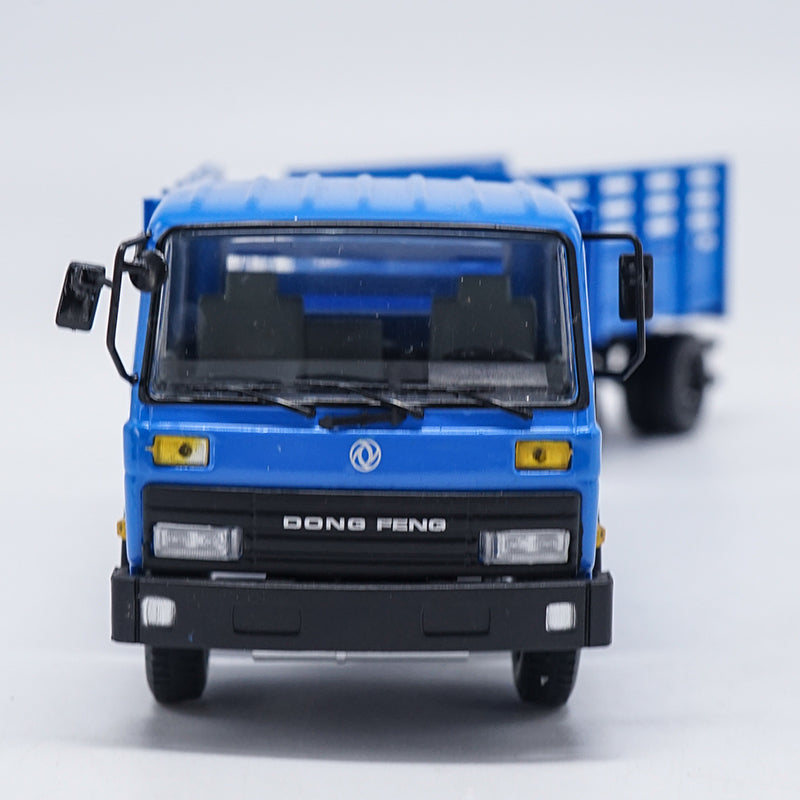 1:50 Dongfeng EQ1118 Full trailer truck die cast models