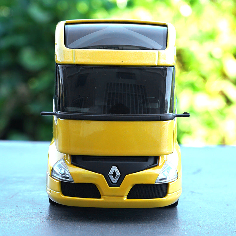 ELIGOR 1:43 Renault Radiance Truck boutique alloy tractor truck models for gift