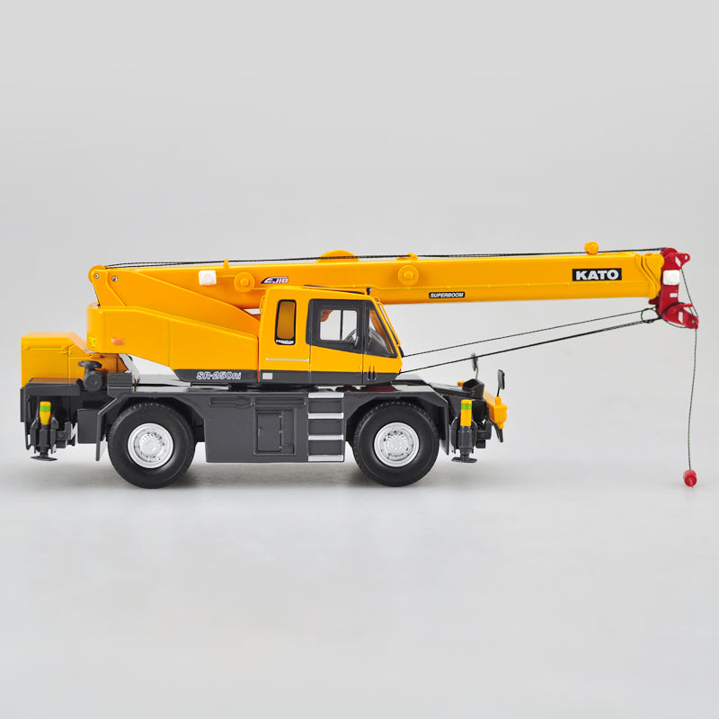 1/50 KATO SR-250Ri Premium Roughter Crane Todo Terreno Off-road Modelo Die Cast