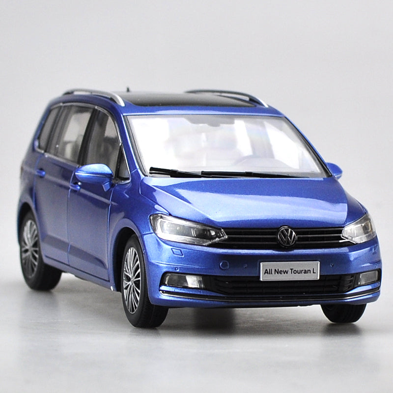 1:18 Scale Volkswagen Tiguan L Turan Diecast Model Car with various color