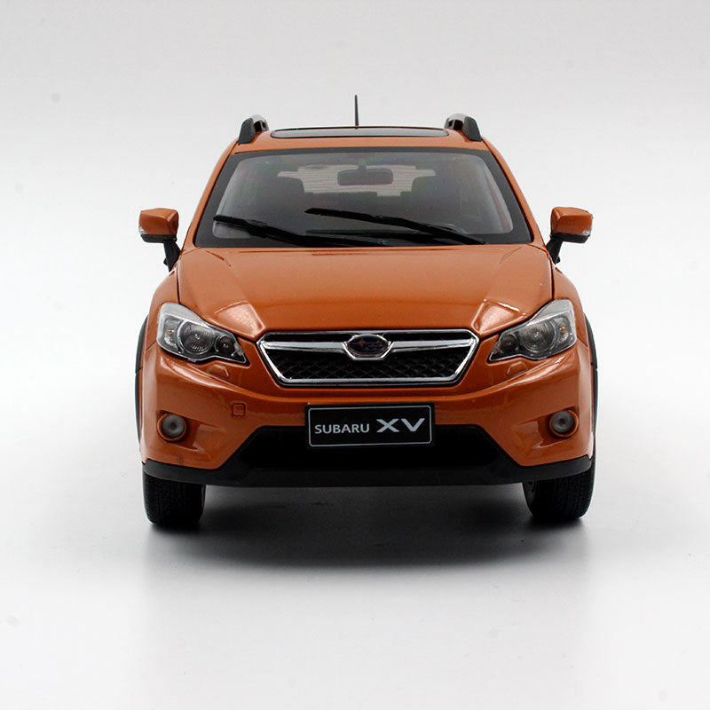 1:18 DIE-CAST Subaru XV scale miniature models
