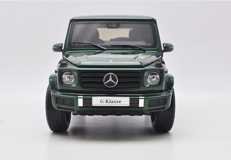 Original AR Almost real Minichamps 1:18 Mercedes-Benz G-Class G500 new GW463 diecast car model with small gift