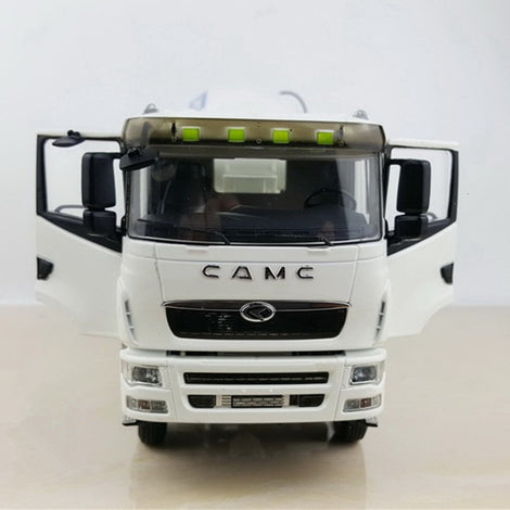 Original Authorized Authentic 1:28 CAMC Concrete mixer truck model construction machinery diecast mixer toy model for Christmas,collection