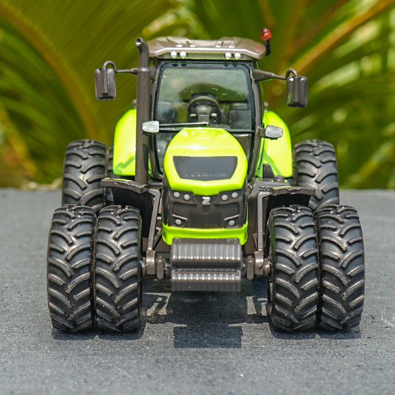 Original Authorized Authentic 1:50 Scale ZOOMLION PL2304 Tractor Agricultural Machinery Transportation Vehicles diecast tractor model for Christmas gift,collection