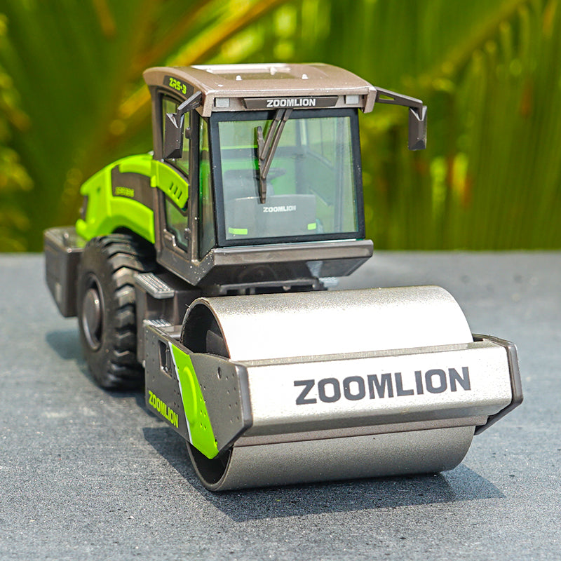 Original Authorized Authentic Diecast 1:50  ZOOMLION ZRS326 roadroller model Diecast roadroller toy Modelfor Christmas gift,collection