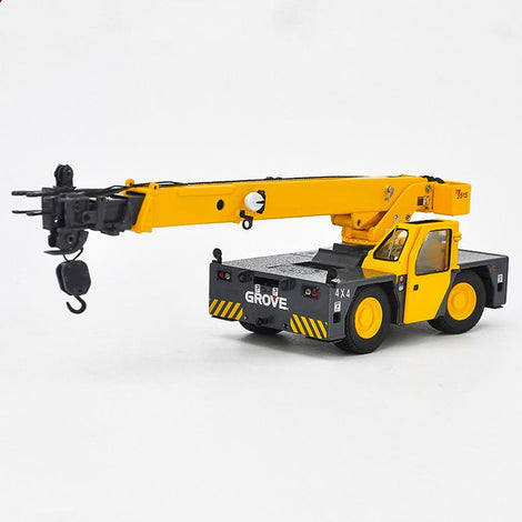 Original Authorized Authentic Rare Alloy Model Gift TWH 1/50 Grove YB5515 Industrial Yard Crane DieCast Model For Collection,Decoration