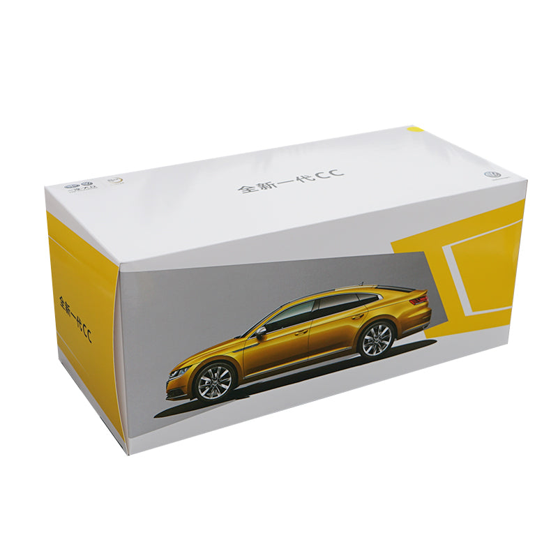 Original dealer version 1:18 Scale Volkswagen CC Arteon 2018 with small gift