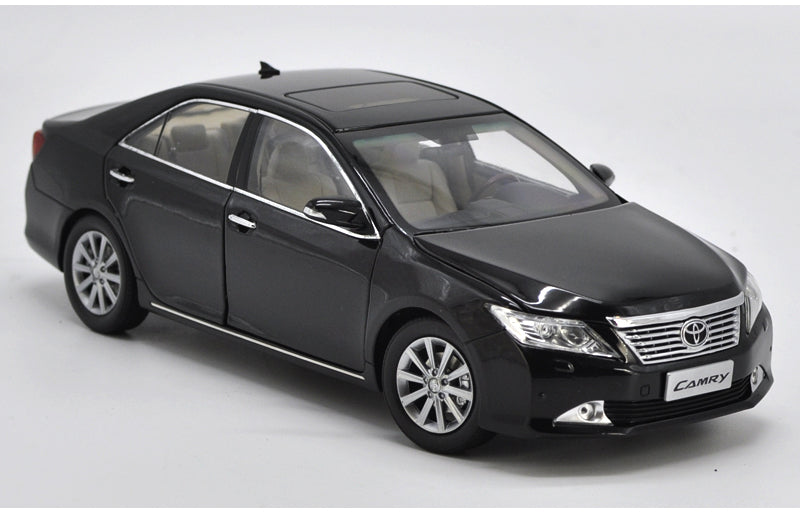 Original factory 1:18 Honda seventh generation Camry 2012 classic toy models for Birthday/christmas gifts, collection