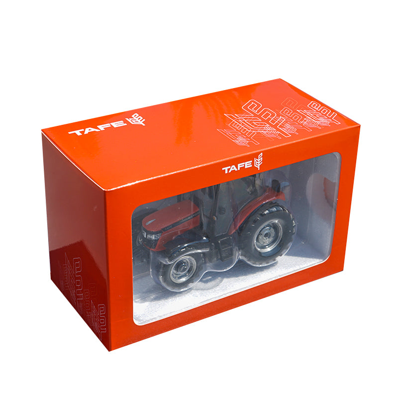Original factory 1/32 diecast TAFE 8515 Tractor model,diecast Indian  Agricultural machinery tractor Model for collection