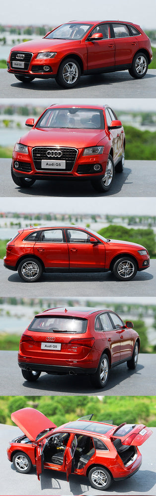 1:18 Audi Q5 Q5L 2015 version 2011version diecast toy car model