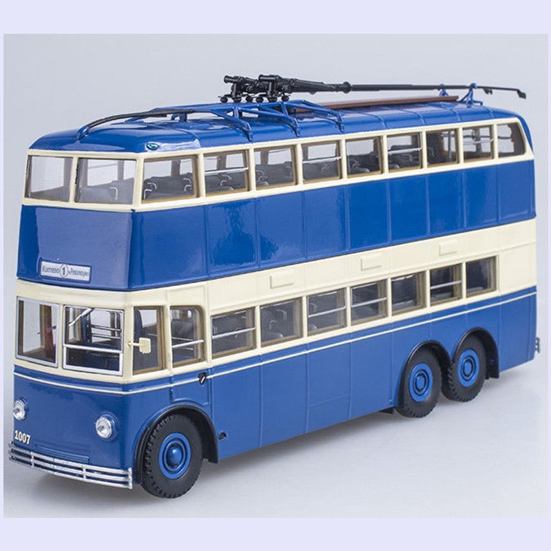 1:43 CITY Trolley Bus YaTB 3 Ultra scale model
