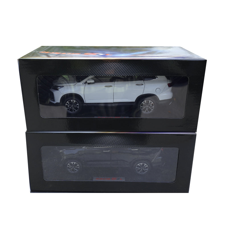 original factory 1:18 Beijing Phantom speed Baic S7L diecast off-road vehicle zinc alloy car model for gift, collection
