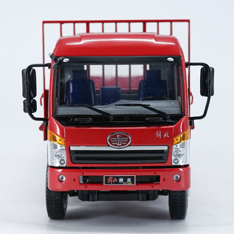 Original Authorized Authentic 1/24 FAW Jiefang sansai heavy truck diecast model toy truck Model for Christmas gift,collection