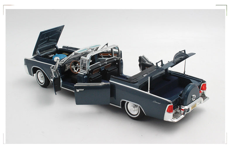Road Signature 1 24 1961 Lincoln X-100 Kennedy Car Limousine