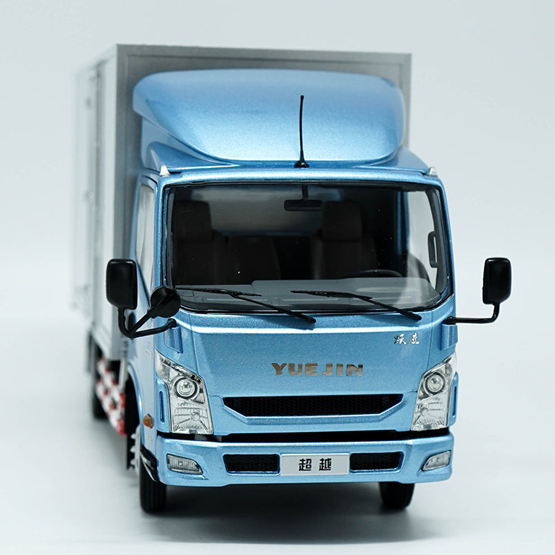 Original Authorized Authentic 1:18 Alloy toy IVECO Leap beyond C300 van truck DIE CAST MODEL for Christmas gift