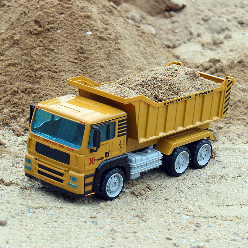 High quality Die cast toy truck model for sale