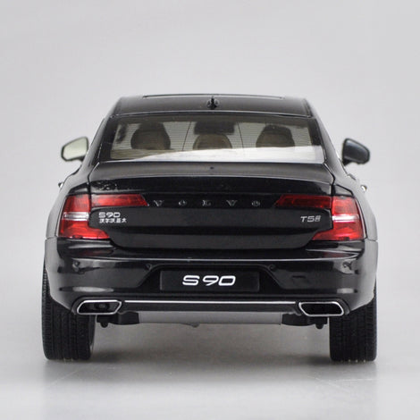 1 18 Volvo S90 luxury sedan alloy car model