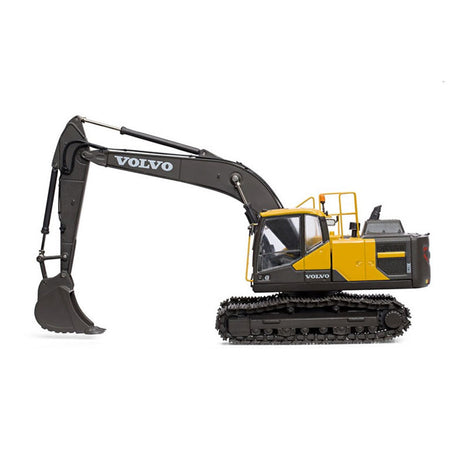 1 50 Volvo Ec220e Excavator Engineering Crawler zinc alloy miniature models