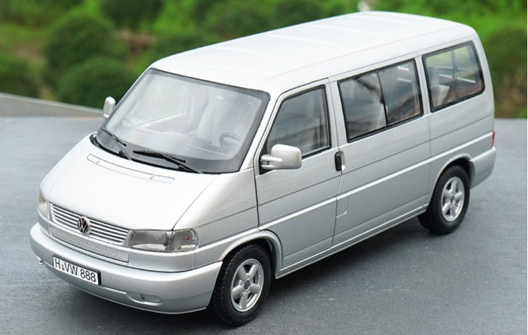1:18 scale Diecast Model Schuco VW T4 Touring RV car Car Miniature of Children's toy car Gift