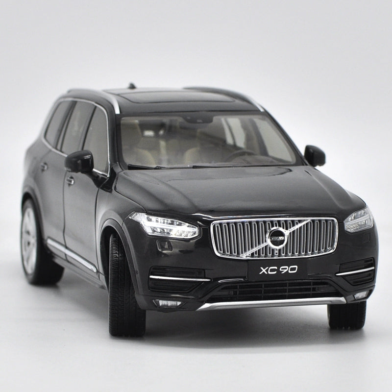 Original Authorized Authentic 1/18 Volvo XC90  SUV Diecast Model Car SUV classic Toys car model for christmas/Birthday gift, collection