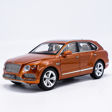 1:18 Scale Kyosho Bentley Bentayga Diecast Suv Car Model Molten