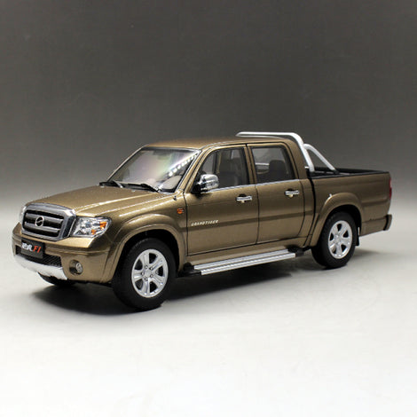 1:18 Grand Tiger Universal Sporty Pickup F1 Die Cast Model