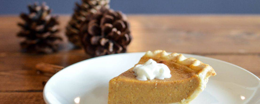 Healthy & Delicious Thanksgiving Sweets