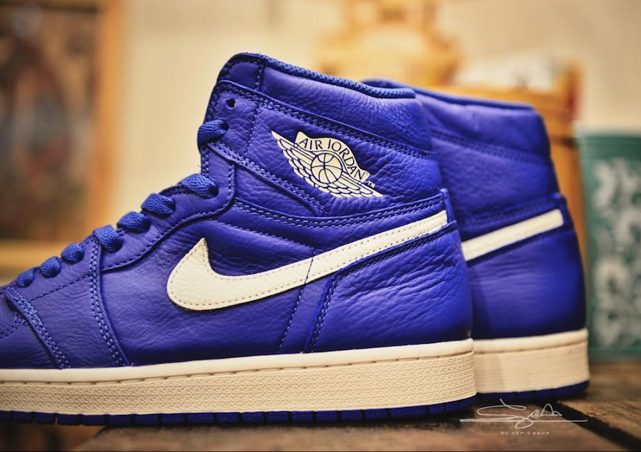 """0575aa0d4e1 This Air Jordan 1 Inspired by Spike Lee's """"He Got Game"""" –  HaveFaithClothingCo"""