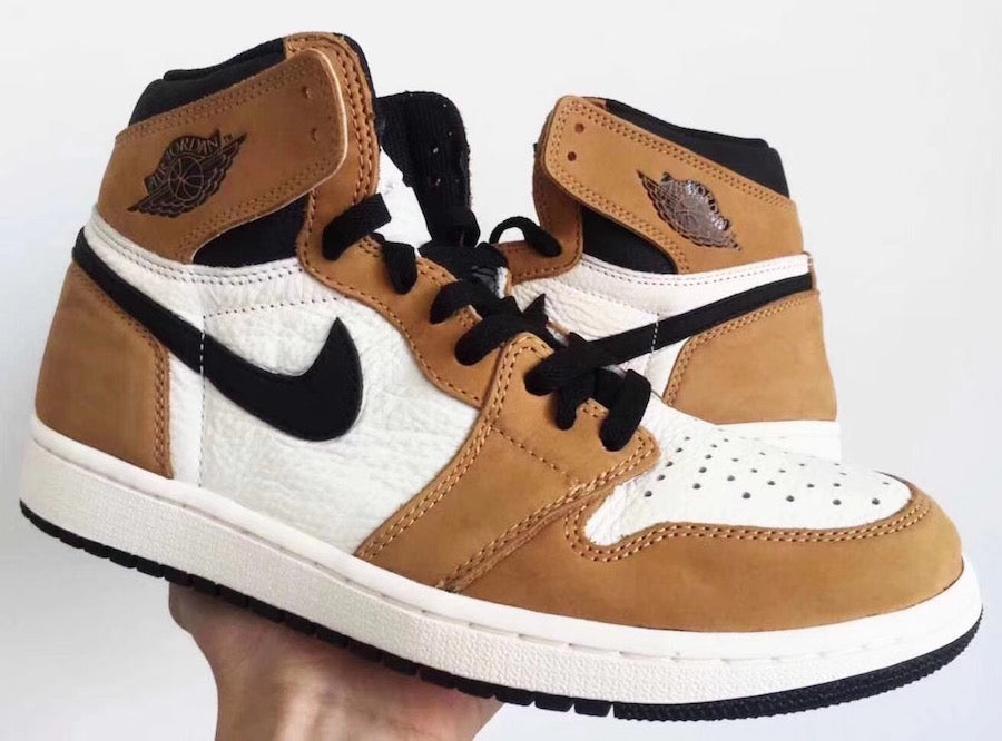 "4a9d1746a70 Another Look at the Air Jordan 1 Retro High OG ""Rookie of the Year"" –  HaveFaithClothingCo"