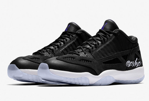 "Air Jordan 11 Low IE ""Concord"" Releasing in July"