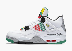 "Air Jordan 4 ""Do The Right Thing"" Releasing in April"