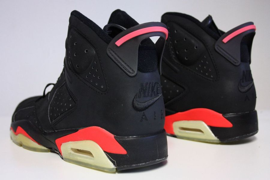 "5d0c3582afab0 Air Jordan 6 ""Black Infrared"" Returns in 2019 With Nike Air –  HaveFaithClothingCo"