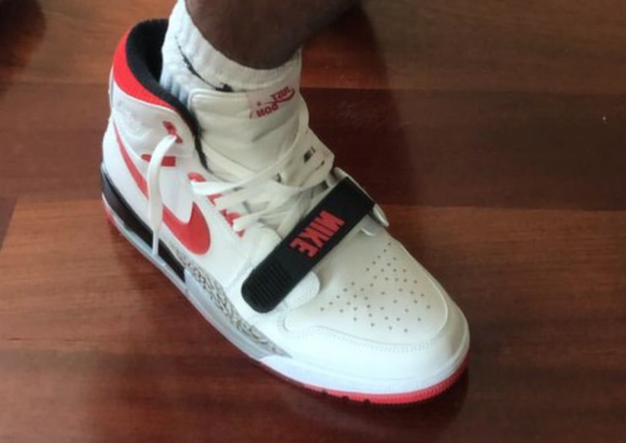 603df304510cb8 An On-Foot Look at Don C s Air Jordan Legacy 312 – HaveFaithClothingCo