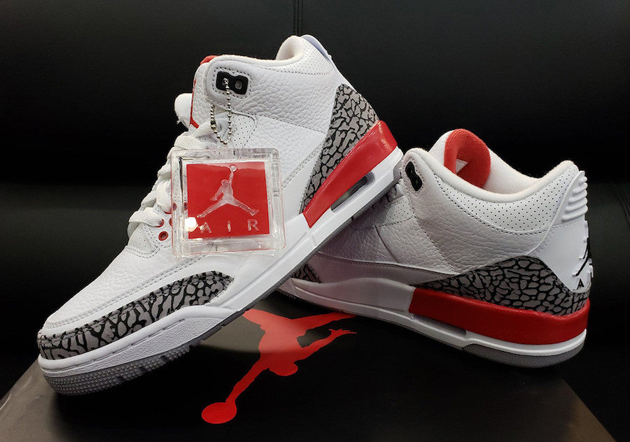 "the latest 3744d 027b4 Detailed Look at the Air Jordan 3 ""Katrina"" – HaveFaithClothingCo"