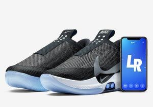 Nike Unveils Their New Auto-Lacing Basketball Shoe