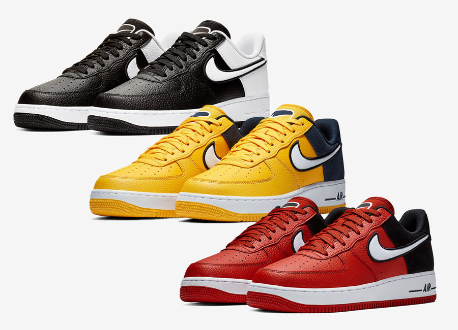 purchase cheap c1d51 bcfbd Nike Adds New Tongue Logos To The Air Force 1 – HaveFaithClo
