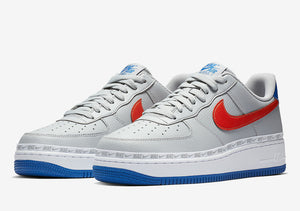 This Nike Air Force 1 Low Comes With New Branding