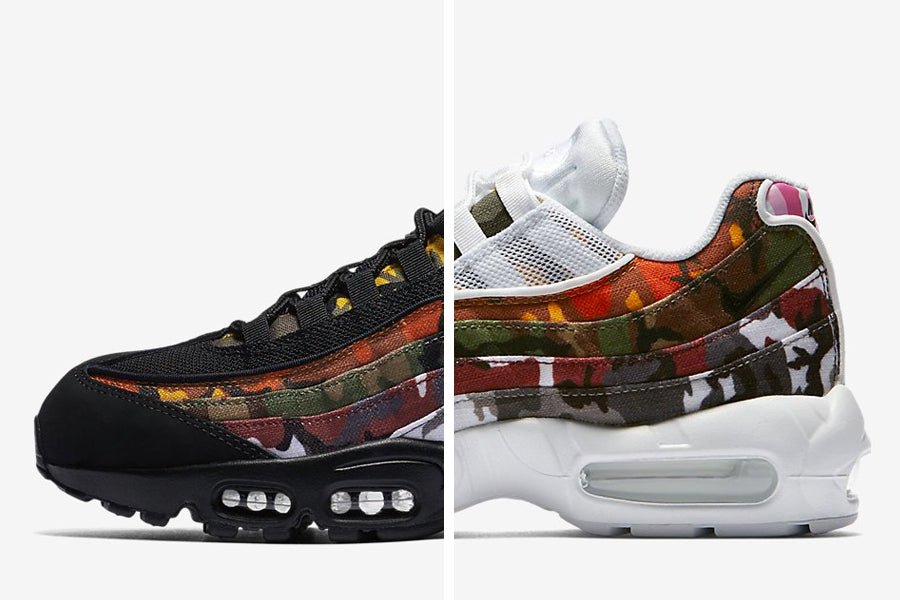 "1fda955ab806 Nike Air Max 95 ERDL Party ""Camo Pack"" Release Date – HaveFaithClothingCo"