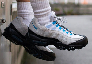 "Nike Air Max 95 ""Laser Blue"" Coming Soon"
