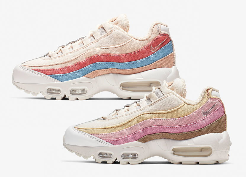 "Nike Air Max 95 ""Plant Color"" Pack Set To Release"