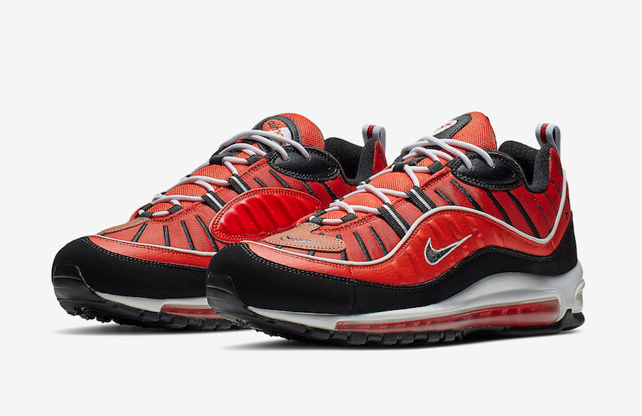 Nike Air Max 98 For Portland Trail Blazers Fans