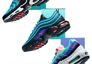 "Nike Air Max ""Discover Your Air"" Pack Drops This Week"