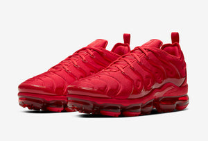 "Nike Air VaporMax Plus ""Triple Red"" Coming Soon"