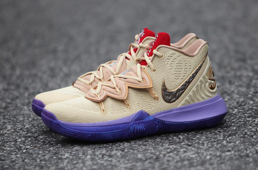 """3f337ff1a4a5 Detailed Photos of the Concepts x Nike Kyrie 5 """"Ikhet"""" – HaveFaithClothingCo"""