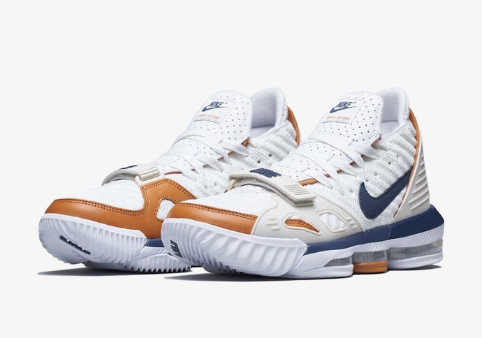 "Nike LeBron 16 ""Air Trainer"" Releasing March 29th"