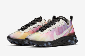 "Nike React Element 55 ""Tie Dye"" Coming Soon"